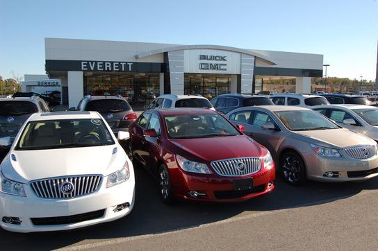 Everett Buick GMC : Bryant, AR 72022 Car Dealership, and ...