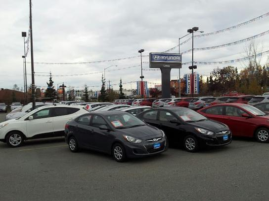 Lithia Hyundai Of Anchorage Anchorage Ak 99518 Car