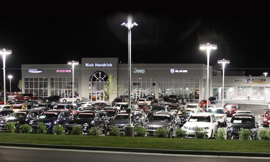 Hendrick Chrysler Dodge Jeep Ram Of Concord Concord Nc