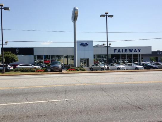 fairway ford lincoln subaru greenville sc 29607 3246 car dealership and auto financing. Black Bedroom Furniture Sets. Home Design Ideas