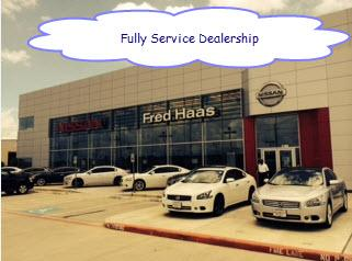 fred haas nissan tomball tx 77375 car dealership and auto financing autotrader. Black Bedroom Furniture Sets. Home Design Ideas