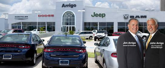 Arrigo Dodge Chrysler Jeep Fort Pierce