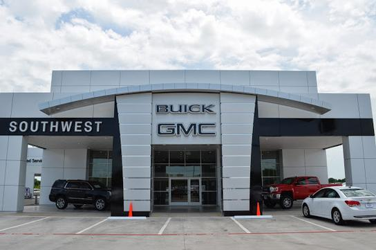 southwest buick gmc greenville tx 75402 car dealership and auto financing autotrader. Black Bedroom Furniture Sets. Home Design Ideas