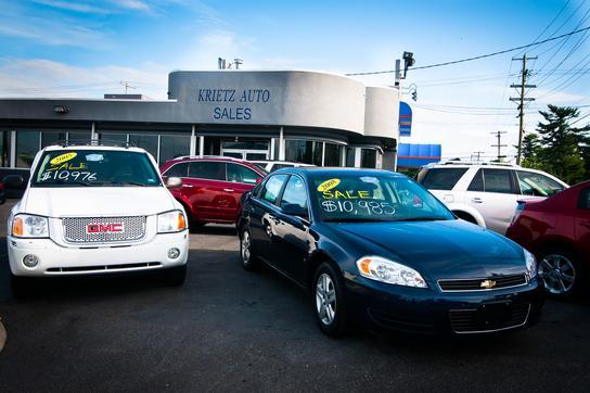 Krietz Auto Sales Car Dealership In Frederick Md 21701 Kelley Blue Book