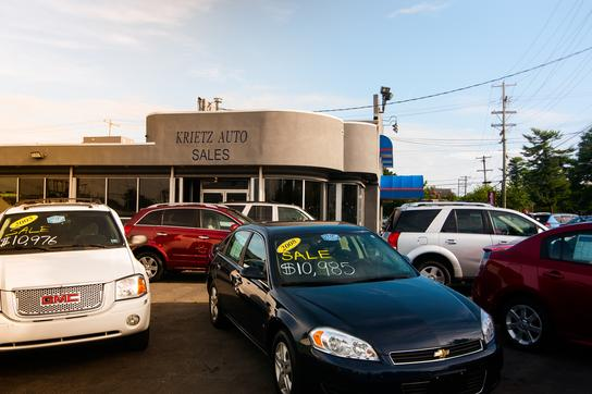 Krietz Auto Sales >> Krietz Auto Sales car dealership in Frederick, MD 21701 ...