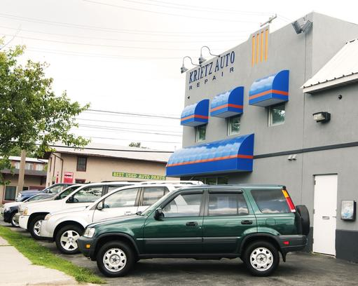 Car Dealerships In Frederick Md: Krietz Auto Sales : Frederick, MD 21701 Car Dealership