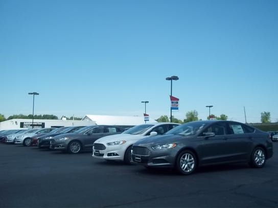 AutoNation Ford Amherst 2