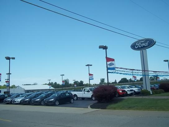 AutoNation Ford Amherst 1