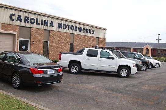 Carolina motorworks rock hill sc 29730 car dealership for Finance motors rock hill