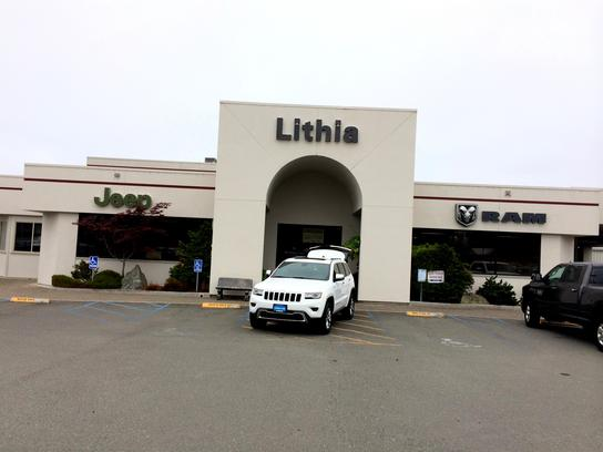 Lithia Chrysler Jeep Dodge of Eureka