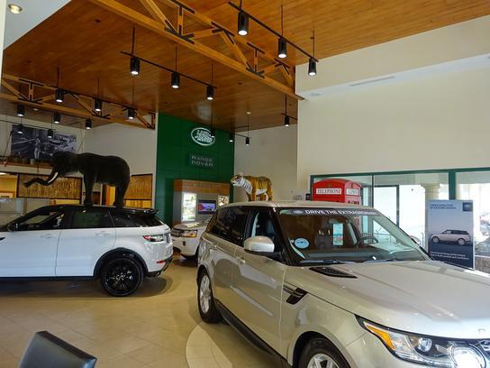 Jaguar Land Rover Huntington Huntington NY Car Dealership - Range rover dealer ny