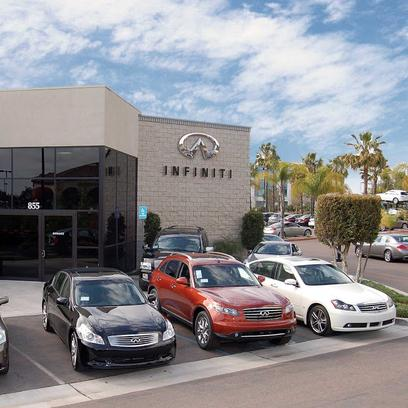 Perry INFINITI of Escondido