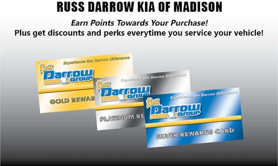 Russ Darrow Kia Madison >> Russ Darrow KIA - Madison car dealership in Madison, WI ...