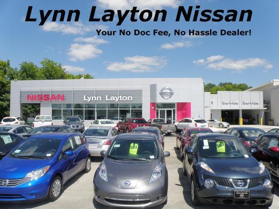 Lynn Layton Cadillac Nissan Decatur Al 35602 Car