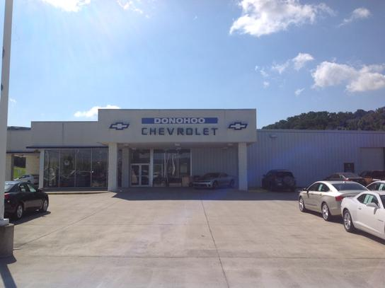Donohoo Chevrolet Fort Payne Al 35967 Car Dealership