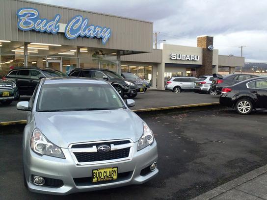 Bud Clary Subaru Longview Wa 98632 2511 Car Dealership
