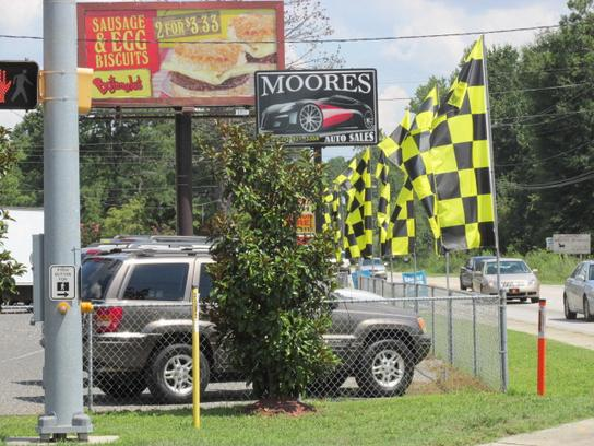 Moore's Auto Sales, Inc