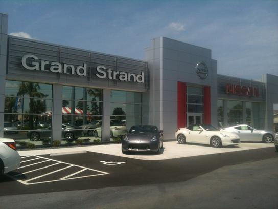 Grand Strand Nissan : Myrtle Beach, SC 29579 Car ...