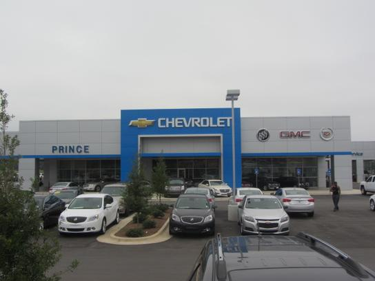 Prince Chevrolet Buick Cadillac GMC of Albany