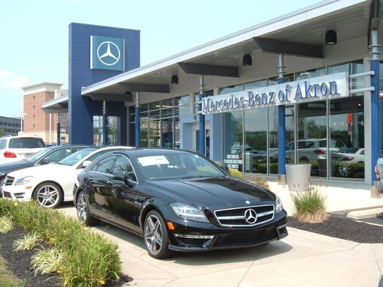 Mercedes benz of akron akron oh 44305 car dealership for Mercedes benz dealers in ohio