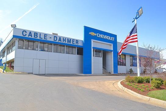 Cable Dahmer Chevrolet >> Cable Dahmer Chevrolet Of Kansas City Kansas City Mo 64114 4502