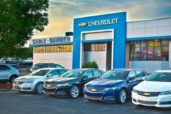 Cable Dahmer Chevrolet Of Kansas City Kansas City MO - Kansas city chevrolet dealer