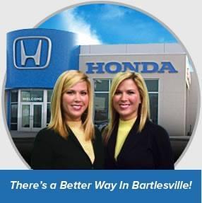 Honda of Bartlesville car dealership in Bartlesville, OK 74006 - Kelley Blue Book