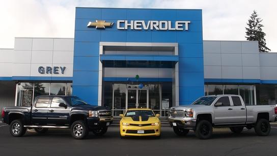 Grey Chevrolet. Visit Dealer Website. 4949 Hovde Road Port Orchard ...
