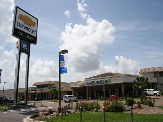 Gillman Chevrolet of Harlingen 2