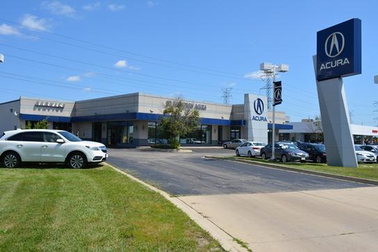 Ed Napleton Acura Kia Elmhurst Il 60126 Car Dealership