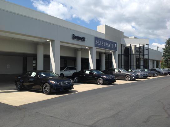 bennett maserati of allentown allentown pa 18104 car dealership and auto financing autotrader. Black Bedroom Furniture Sets. Home Design Ideas