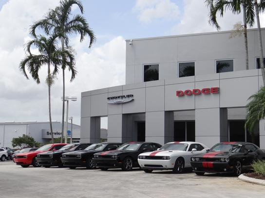 AutoNation Chrysler Dodge Jeep Ram Pembroke Pines 3