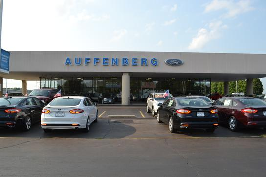Auffenberg Ford Ou0027Fallon & Auffenberg Ford Ou0027Fallon : Ou0027Fallon IL 62269 Car Dealership and ... markmcfarlin.com