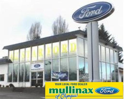 Mullinax Ford Olympia >> Mullinax Ford of Olympia : OLYMPIA, WA 98501-2044 Car
