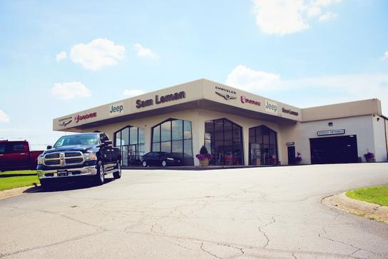 Sam Leman Chrysler Dodge Jeep Ram FIAT of Morton