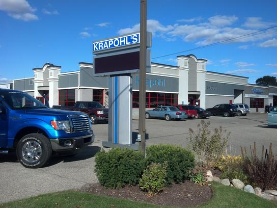 krapohl ford lincoln car dealership in mount pleasant mi 48858. Cars Review. Best American Auto & Cars Review