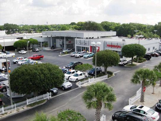 Ferman Nissan Acura Car Dealership In Tampa Fl 33612