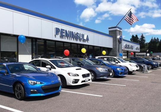 Peninsula Auto Group Car Dealership In Bremerton Wa 98312