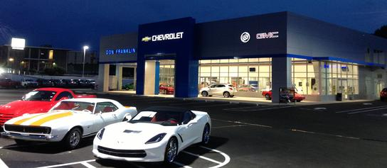 Don Franklin Chevrolet Buick GMC