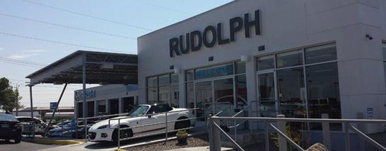 Rudolph Mazda East