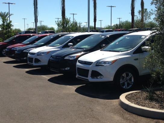 Ford Dealership Surprise Az >> Surprise Ford car dealership in SURPRISE, AZ 85388 ...