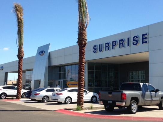 Surprise Ford car dealership in SURPRISE, AZ 85388 ...
