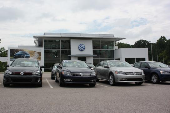 Leith Volkswagen of Cary 1