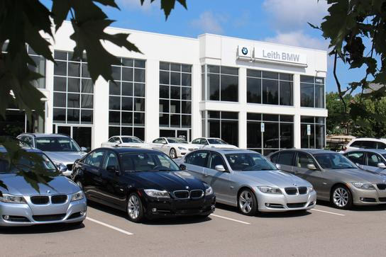 leith bmw raleigh nc  car dealership  auto financing autotrader
