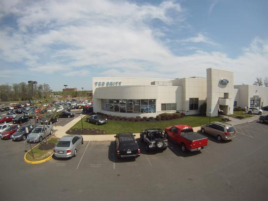 Ted Britt Ford Chantilly Used Cars