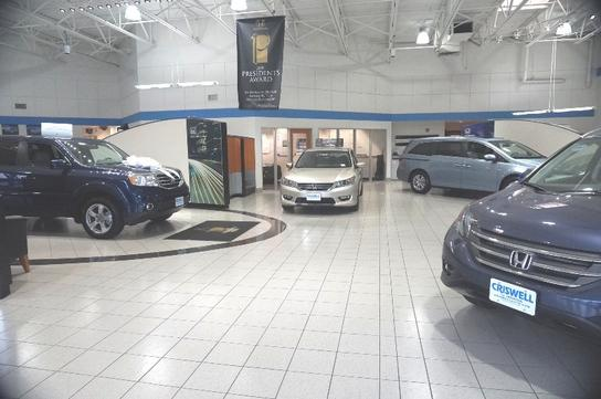 Honda Criswell Used Cars