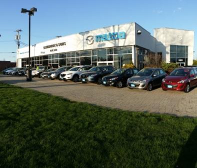 Schwartz Mazda Shrewsbury NJ Car Dealership And - Mazda nj dealerships