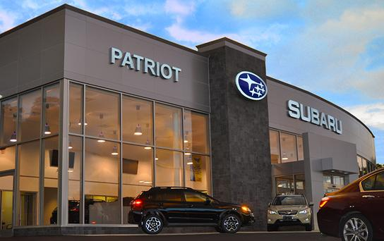 patriot subaru north attleboro ma 02760 car dealership and auto financing autotrader. Black Bedroom Furniture Sets. Home Design Ideas