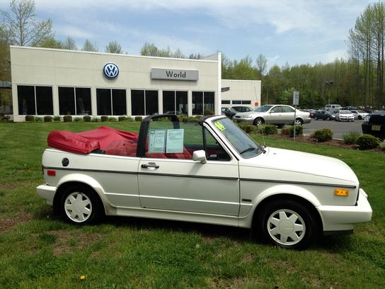 World Volkswagen Of Neptune Car Dealership In Tinton Falls