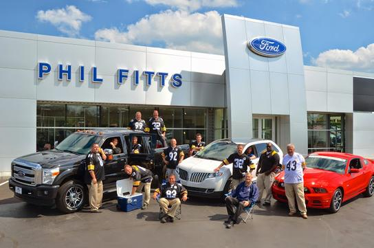 phil fitts ford lincoln new castle pa 16105 car dealership and auto financing autotrader. Black Bedroom Furniture Sets. Home Design Ideas